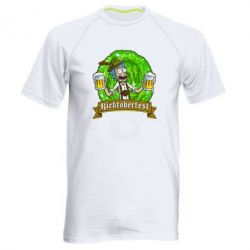 Мужская спортивная футболка Ricktoberfest