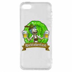 Чехол для iPhone5/5S/SE Ricktoberfest