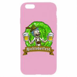 Чехол для iPhone 6/6S Ricktoberfest