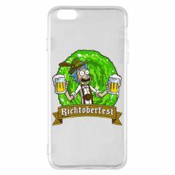 Чехол для iPhone 6 Plus/6S Plus Ricktoberfest