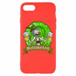 Чехол для iPhone 7 Ricktoberfest