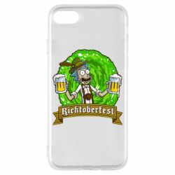 Чехол для iPhone 8 Ricktoberfest