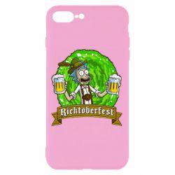 Чехол для iPhone 8 Plus Ricktoberfest