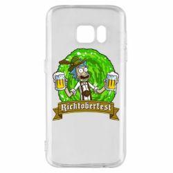 Чехол для Samsung S7 Ricktoberfest