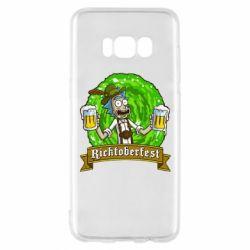 Чехол для Samsung S8 Ricktoberfest