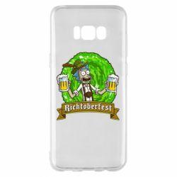 Чехол для Samsung S8+ Ricktoberfest