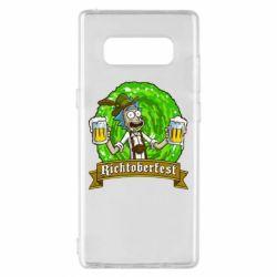 Чехол для Samsung Note 8 Ricktoberfest