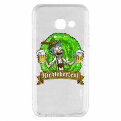 Чехол для Samsung A3 2017 Ricktoberfest