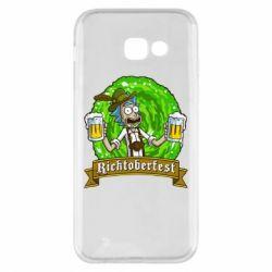 Чехол для Samsung A5 2017 Ricktoberfest