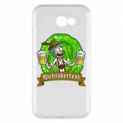 Чехол для Samsung A7 2017 Ricktoberfest