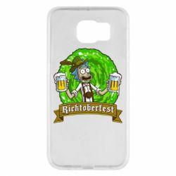 Чехол для Samsung S6 Ricktoberfest