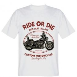 Чоловіча футболка Ride Or Die
