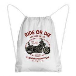 Рюкзак-мішок Ride Or Die