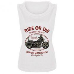 Майка жіноча Ride Or Die