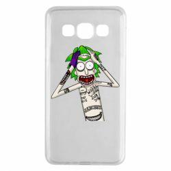 Чохол для Samsung A3 2015 Рік і Морті образ Джокера