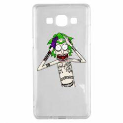 Чохол для Samsung A5 2015 Рік і Морті образ Джокера