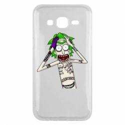 Чохол для Samsung J5 2015 Рік і Морті образ Джокера