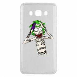 Чохол для Samsung J5 2016 Рік і Морті образ Джокера
