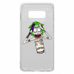 Чохол для Samsung S10e Рік і Морті образ Джокера