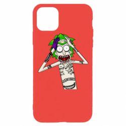 Чохол для iPhone 11 Pro Рік і Морті образ Джокера