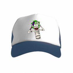 Дитяча кепка-тракер Рік і Морті образ Джокера