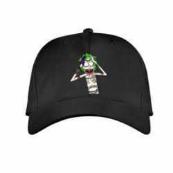 Дитяча кепка Рік і Морті образ Джокера