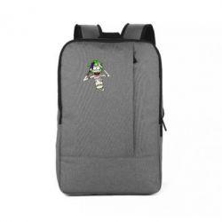 Рюкзак для ноутбука Рік і Морті образ Джокера