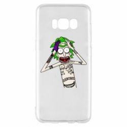 Чохол для Samsung S8 Рік і Морті образ Джокера