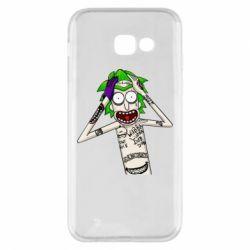 Чохол для Samsung A5 2017 Рік і Морті образ Джокера