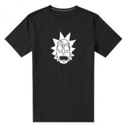 Чоловіча стрейчева футболка Рик