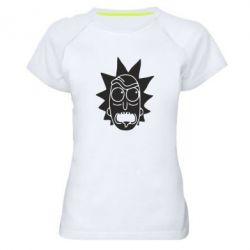 Жіноча спортивна футболка Рик