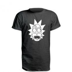 Подовжена футболка Рик
