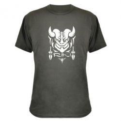 Камуфляжная футболка Riki - FatLine