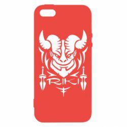 Чехол для iPhone5/5S/SE Riki