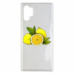 Чохол для Samsung Note 10 Plus Ripe lemons