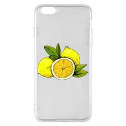Чохол для iPhone 6 Plus/6S Plus Ripe lemons