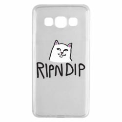 Чохол для Samsung A3 2015 Ripndip and cat