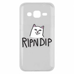 Чохол для Samsung J2 2015 Ripndip and cat