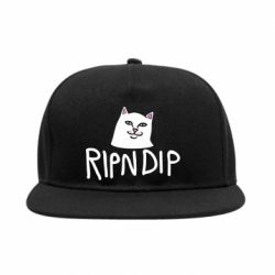 Снепбек Ripndip and cat