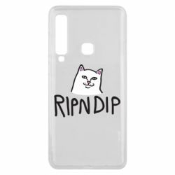 Чохол для Samsung A9 2018 Ripndip and cat