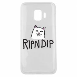 Чохол для Samsung J2 Core Ripndip and cat