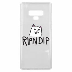 Чохол для Samsung Note 9 Ripndip and cat