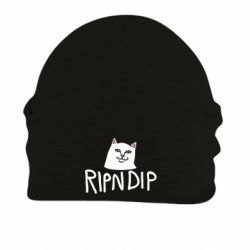 Шапка на флісі Ripndip and cat