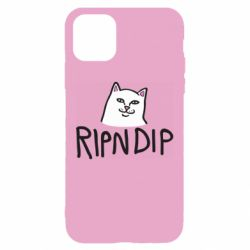 Чохол для iPhone 11 Ripndip and cat