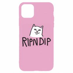Чохол для iPhone 11 Pro Max Ripndip and cat