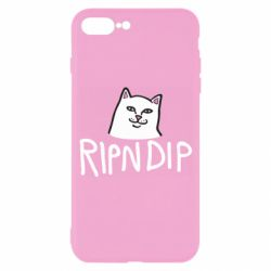 Чохол для iPhone 7 Plus Ripndip and cat