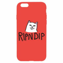 Чохол для iPhone 6/6S Ripndip and cat