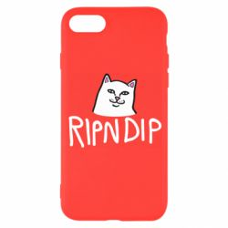 Чохол для iPhone 8 Ripndip and cat