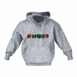 Детская толстовка RipnDip rose