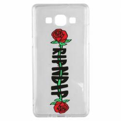 Чехол для Samsung A5 2015 RipnDip rose